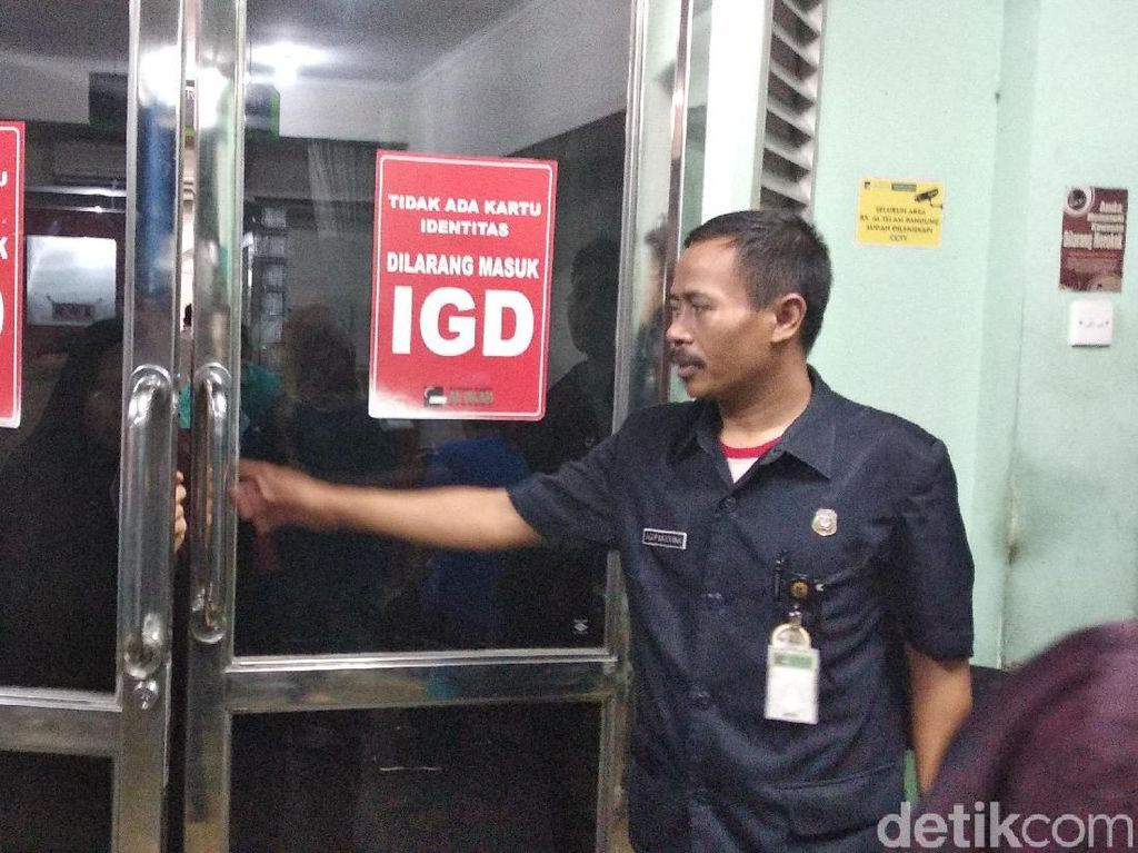 Dua Siswa SD di Bandung yang Keracunan Masih Jalani Perawatan