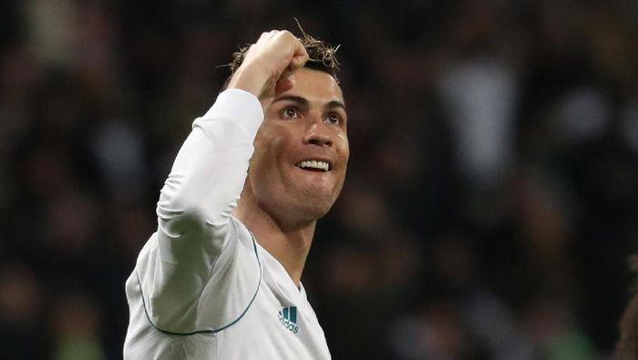 Ronaldo mencetak 18 gol di 2018 ini, lebih tajam dari sejumlah tim top Eropa. (Foto: Sergio Perez/REUTERS)