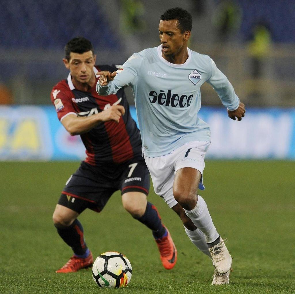 Lazio Ditahan Imbang Bologna 1-1
