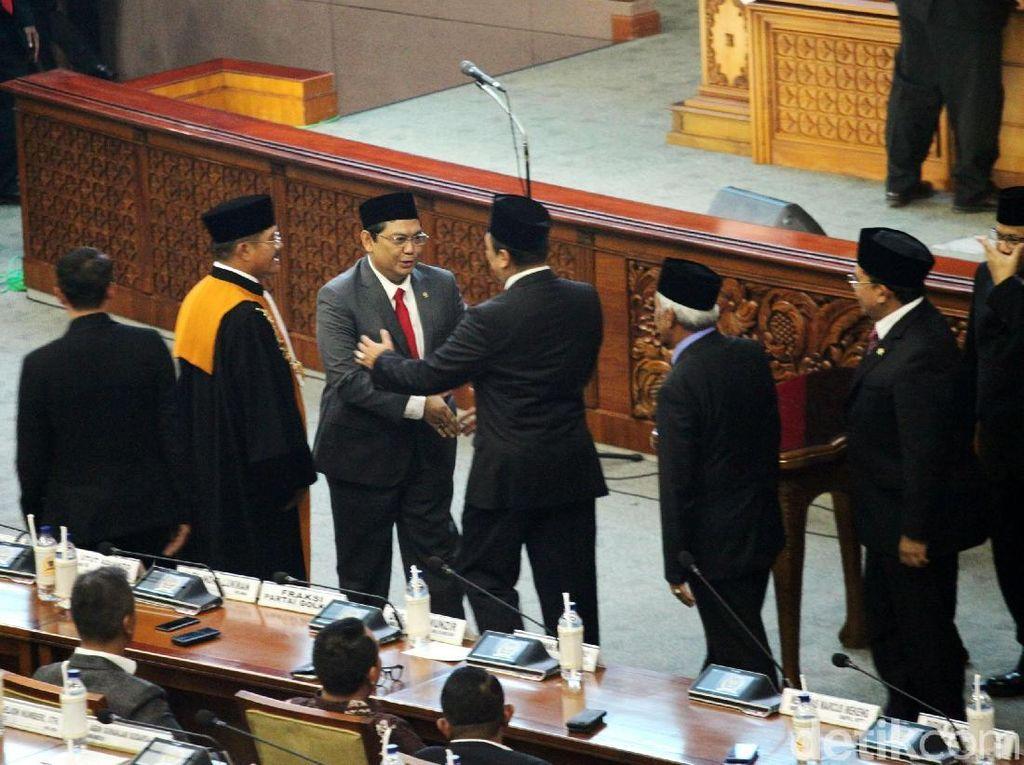 Jadi Pimpinan DPR, Utut Dapat Ruang Kerja di Lantai 2