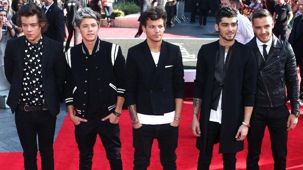 Liam Payne Tolak Zayn Malik di Reuni One Direction