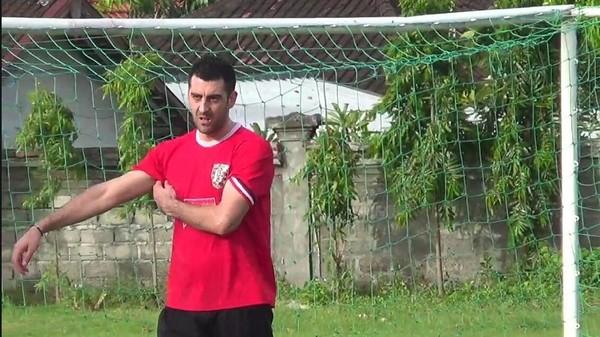 Pemain Baru Bali United Ini Masih Kesulitan Beradaptasi dengan Cuaca