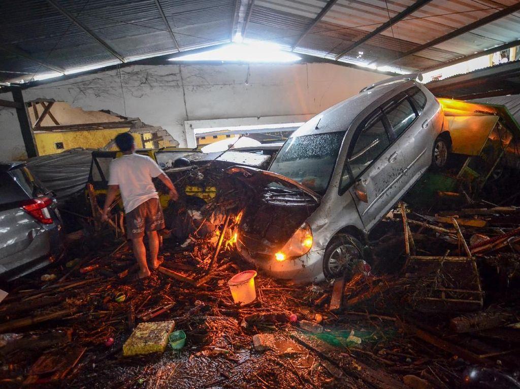 Banjir Bandang, Pemkot Bandung Tetapkan Status Darurat Bencana