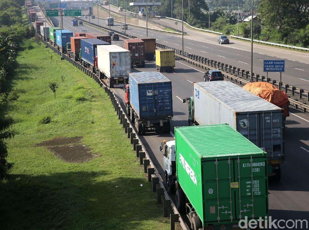 Benarkah Jalan Tol Belum Dukung Sistem Logistik RI?