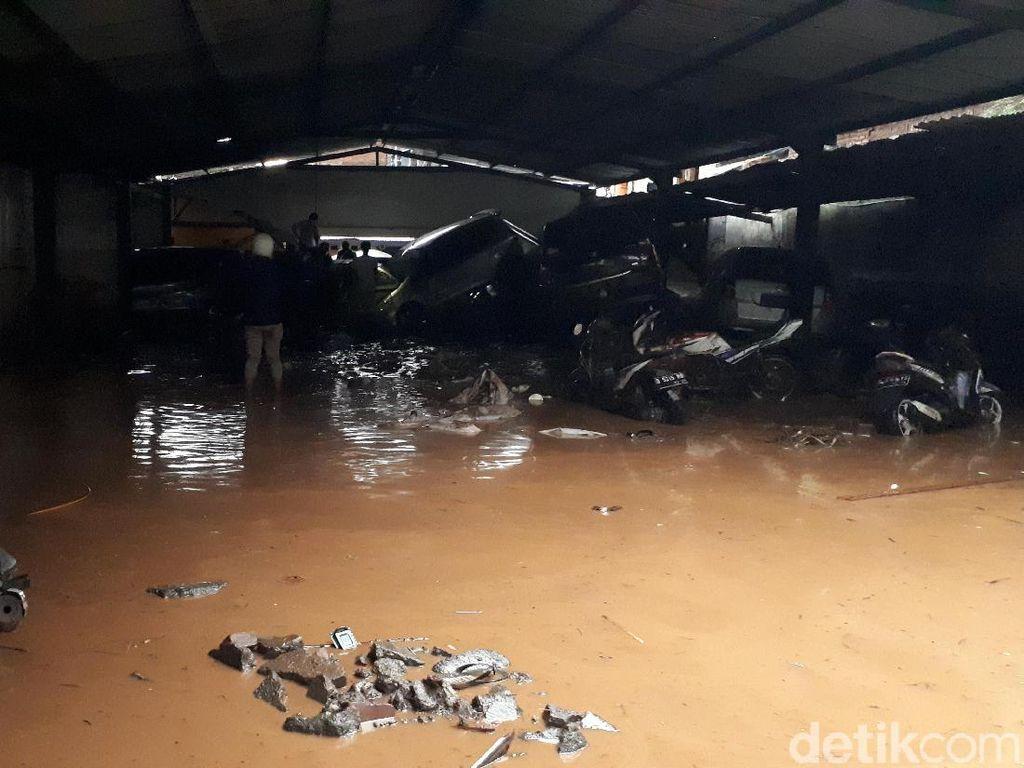 Kata BMKG Soal Faktor Banjir Bandang di Cicaheum Bandung