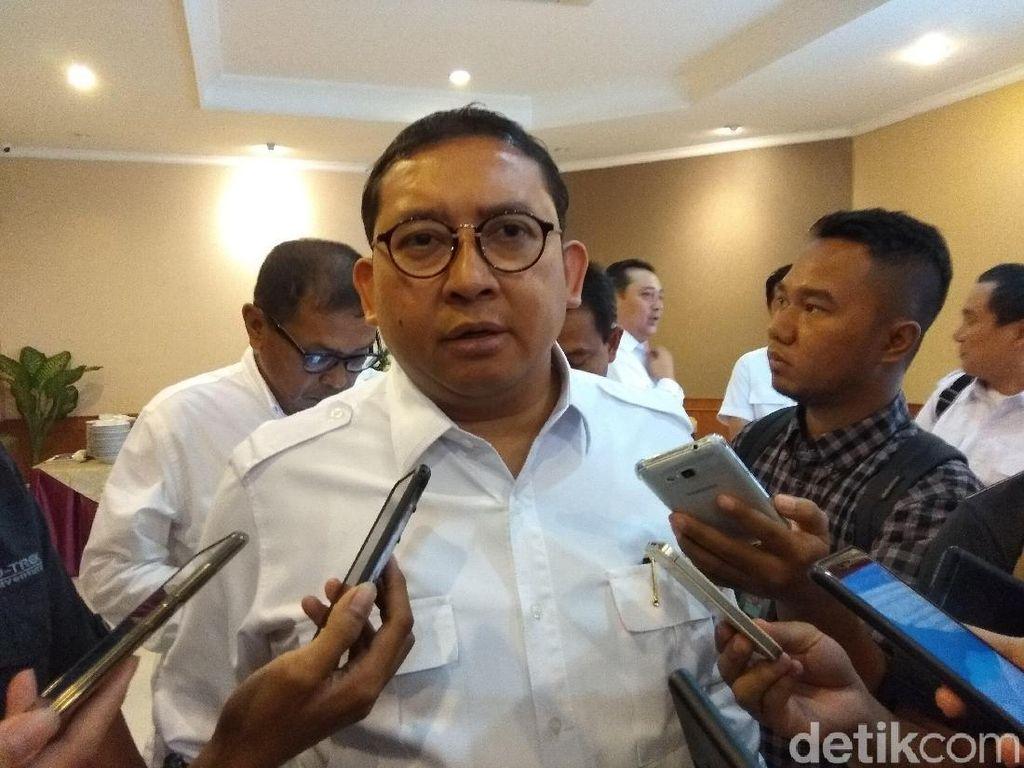 Fadli Zon: Bagi-bagi Sembako Jokowi Diduga untuk Pilpres 2019