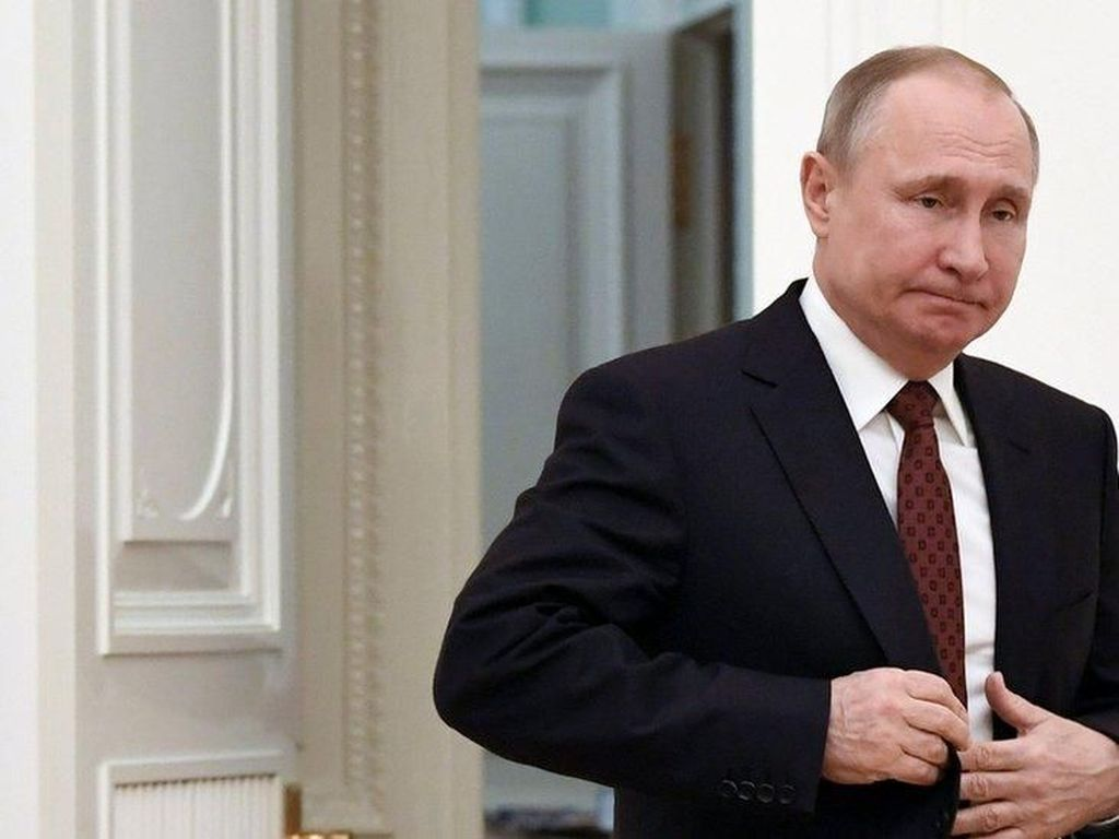 Trump Tak Ucapkan Selamat Atas Kemenangan Putin, Ini Kata Rusia