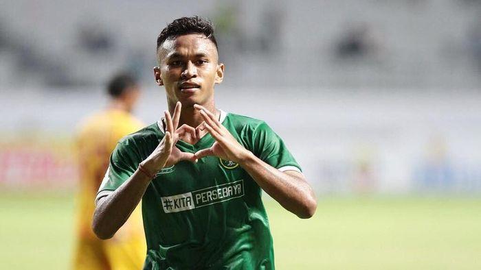 Osvaldo Haay belum juga muncul dalam di Surabaya. (Instagram @valdo_haay)