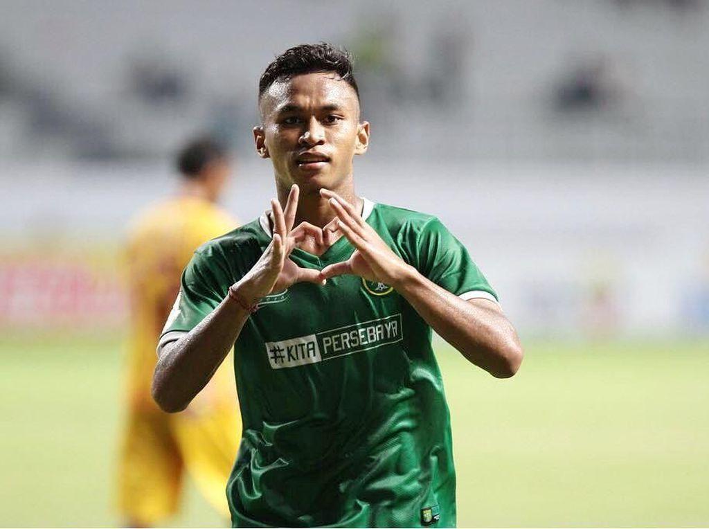 Bhayangkara FC Dekati Osvaldo Haay dan Saddil Ramdani
