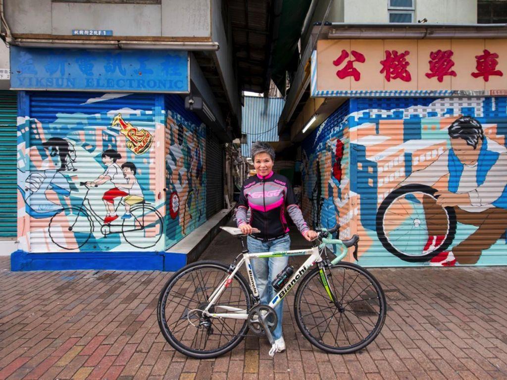 Nikmati Hong Kong Bercita Rasa Seni Dunia ala Warga Lokal