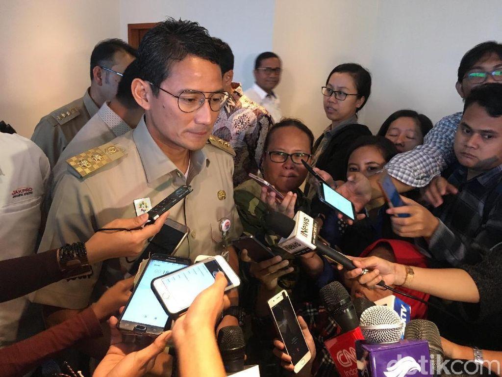 Sandi Ingin Pasokan Listrik di Kepulauan Seribu Jadi 50 MW