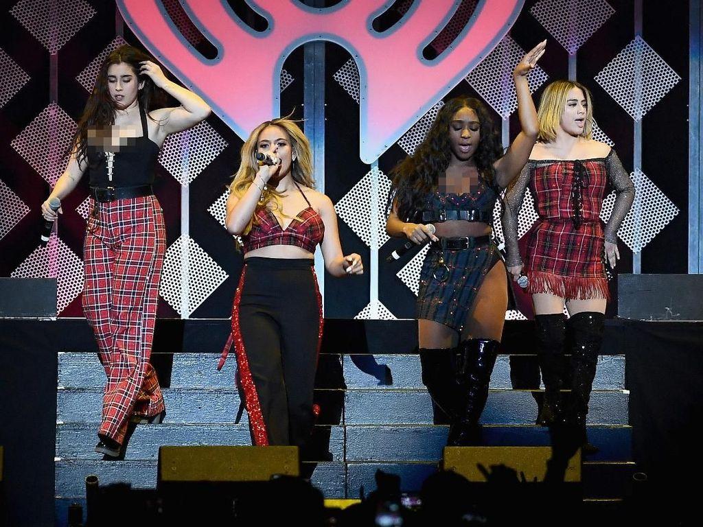 Fifth Harmony Vakum, Lihat Lagi Gaya Seksinya yang Mencuri Perhatian