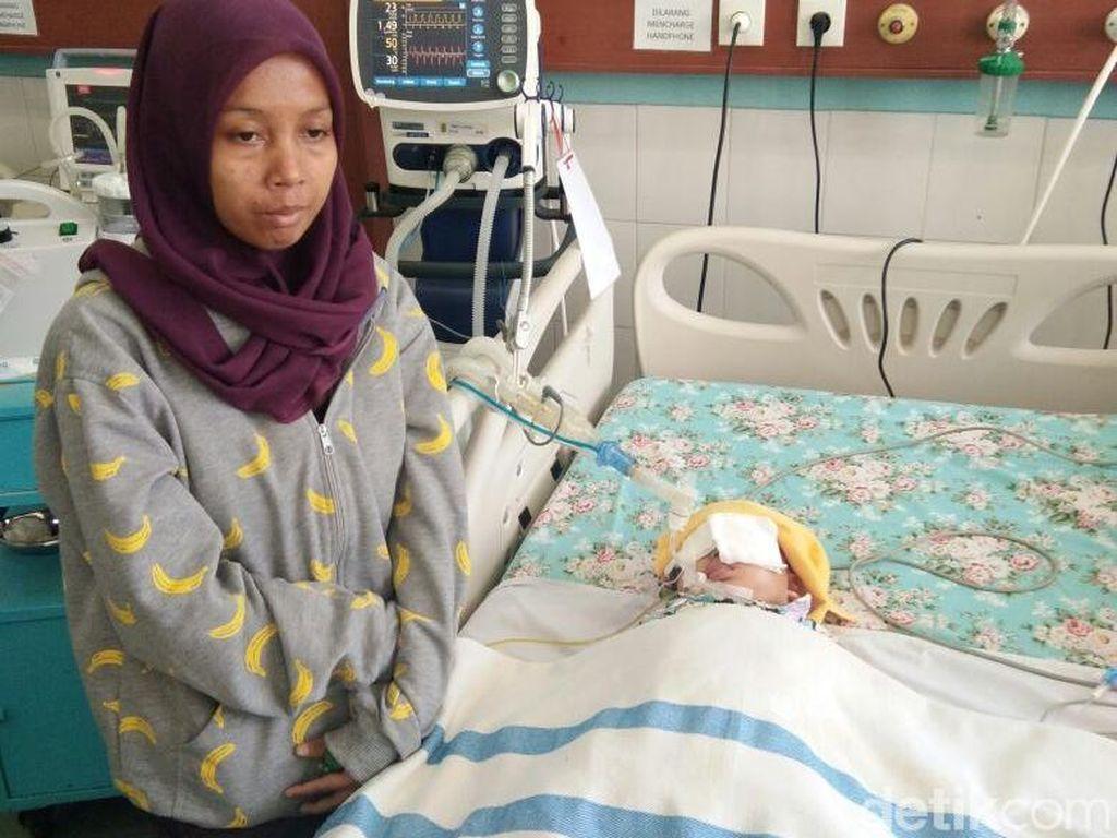 Hasil Observasi Kejiwaan Ibu Bayi Calista Normal