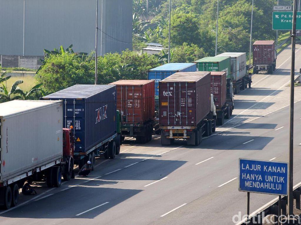 Transaksi GT Kayu Besar Ditiadakan, Biaya Logistik Bisa Hemat 15%