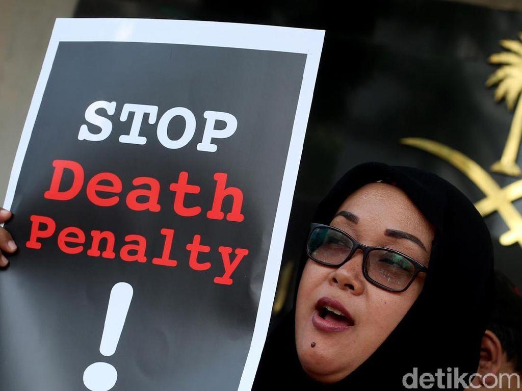 Migrant Care: 178 WNI Terancam Hukuman Mati di Luar Negeri