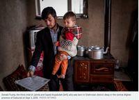 Cerita Anak di Afghanistan yang Diberi Nama Donald Trump