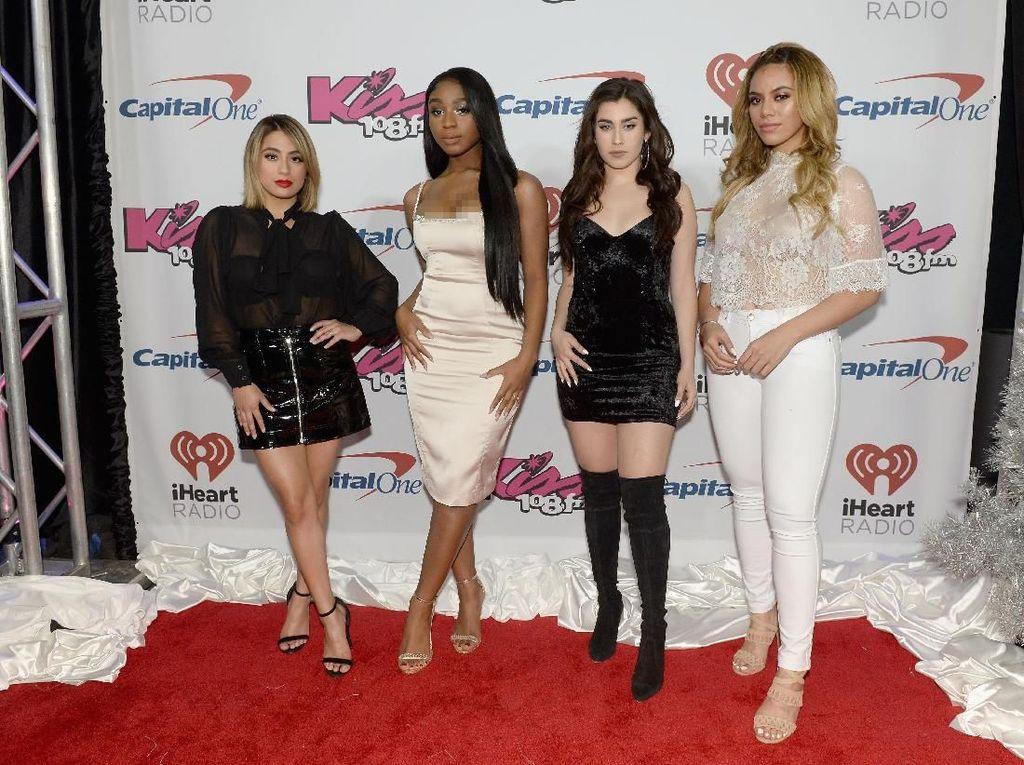 Hiatus, Klip Fifth Harmony Banjir Like di YouTube