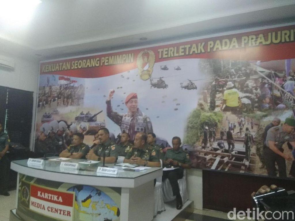 TNI AD Temukan Pelanggaran SOP di Tank Tergelincir di Purworejo