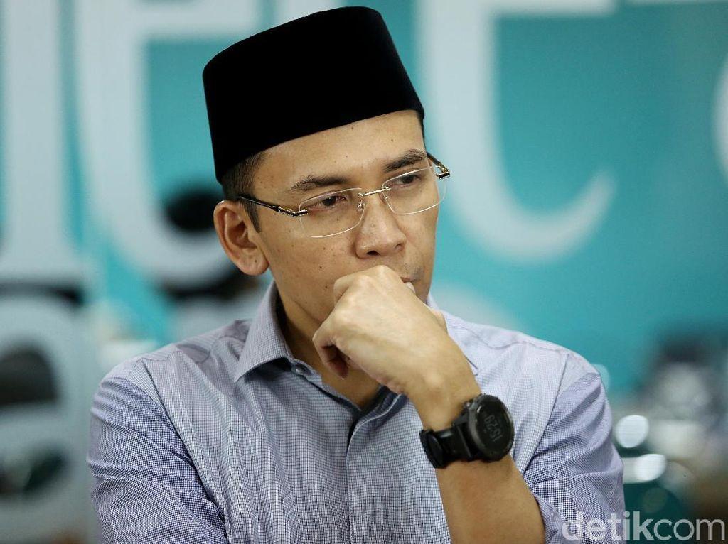 TGB Akan Maksimal Kampanyekan Jokowi 2 Periode