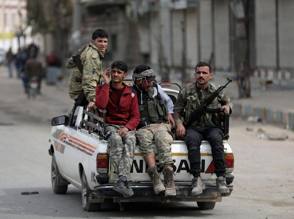 8 Pekan Pertempuran di Afrin