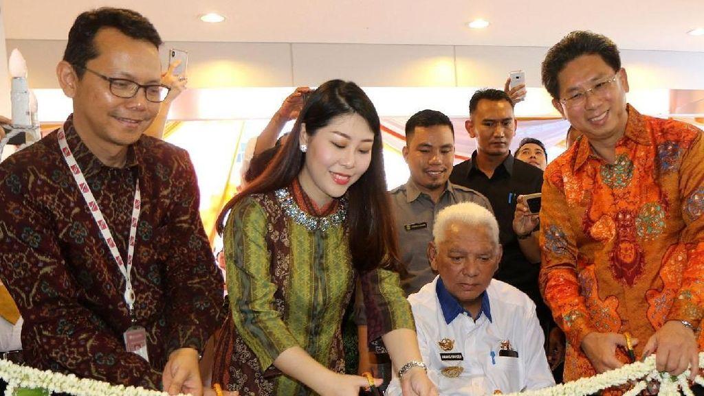 Peresmian Relokasi Bank Mega KC Samarinda