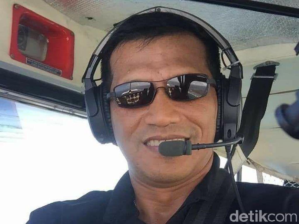 Rencana Pilot Hanafie Ajak Ibu Terbang Bersama Urung Terlaksana