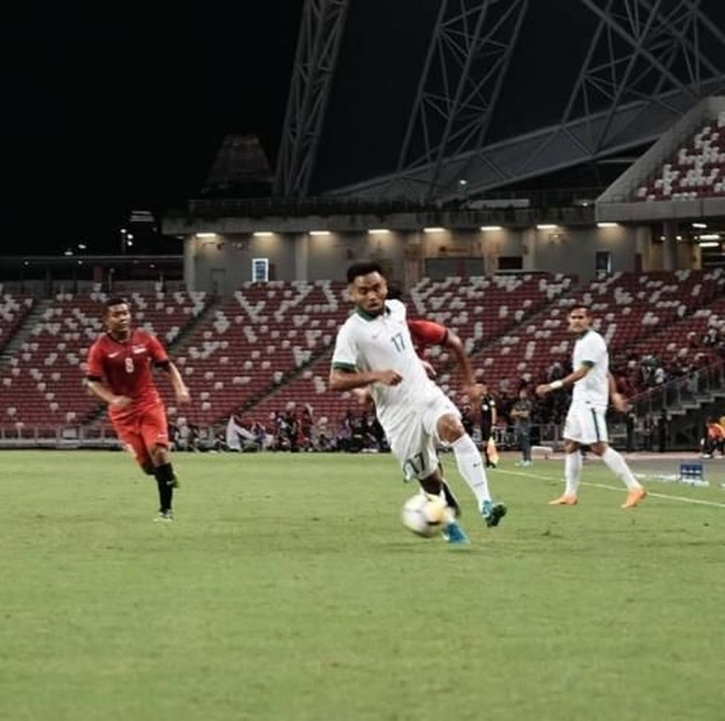 Luis Milla Puas dengan Penampilan Indonesia U-23