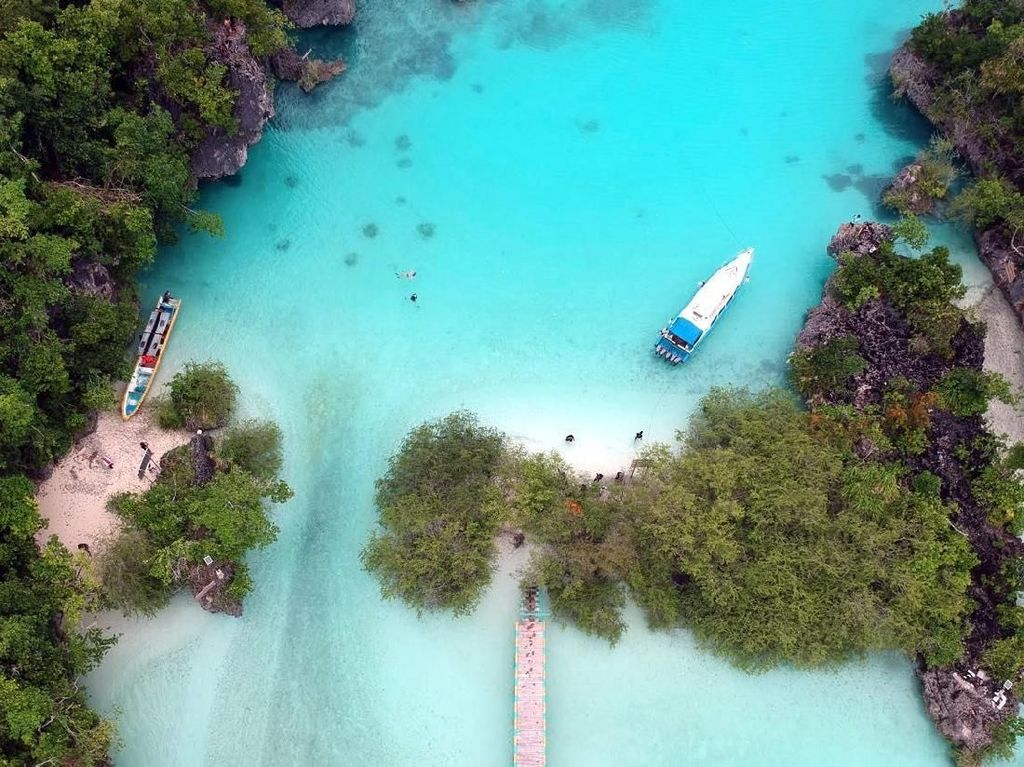 Pulau Asal John Kei, Mutiara Tersembunyi di Timur Indonesia