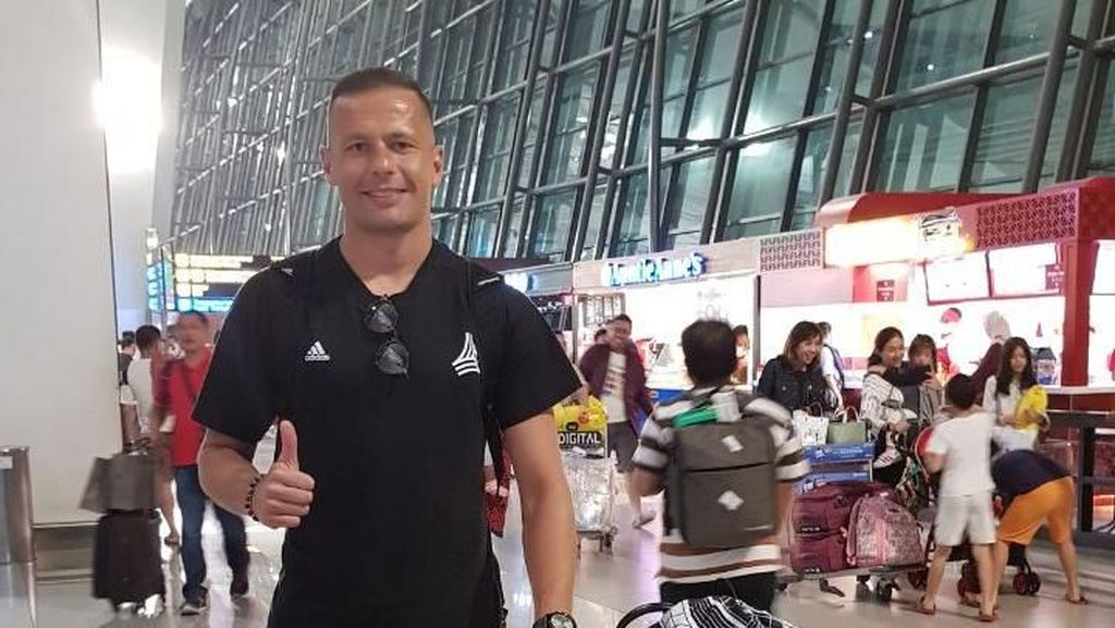 Bhayangkara FC Kontrak Striker Asing Asal Serbia