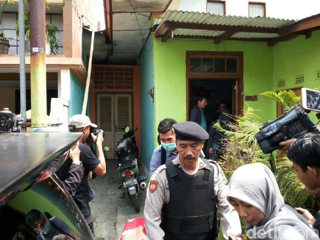 Giliran Rumah Wakil Ketua DPRD Kota Malang Digeledah KPK