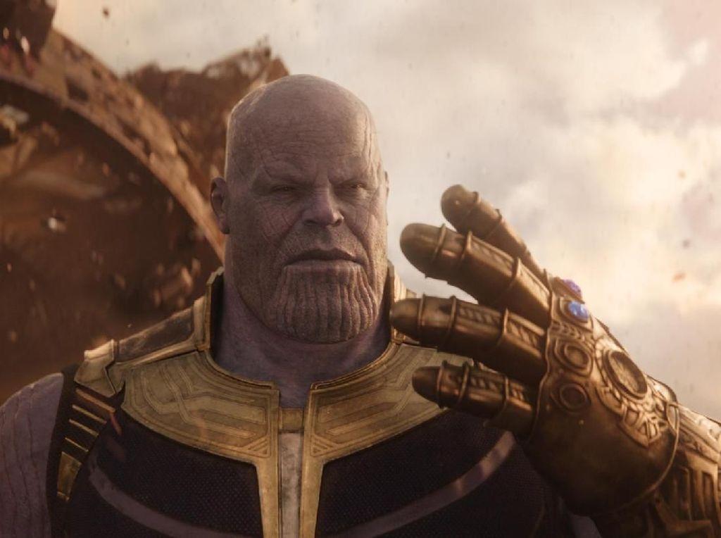 Berhasilkah Thanos Menyapu Separuh Alam Semesta?