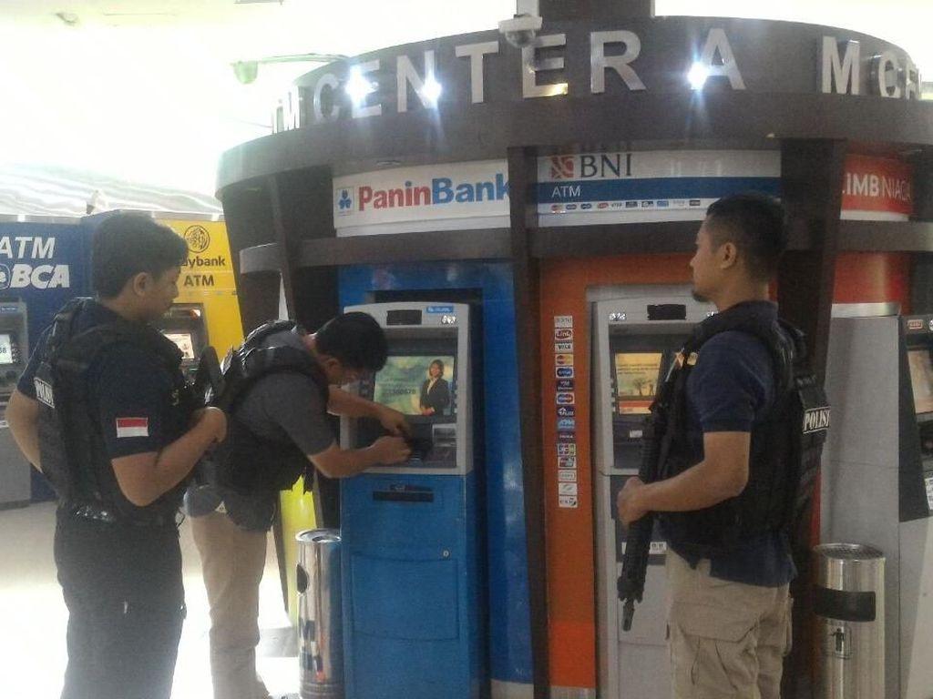 Antisipasi Kasus Skimming, Polisi Sisir Mesin ATM di Tangsel