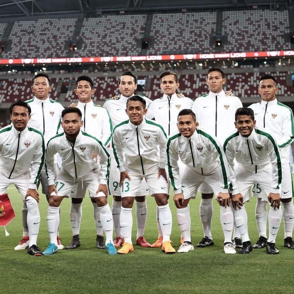 Timnas U-23 Menjamu Thailand di Stadion PTIK dan Stadion Pakansari