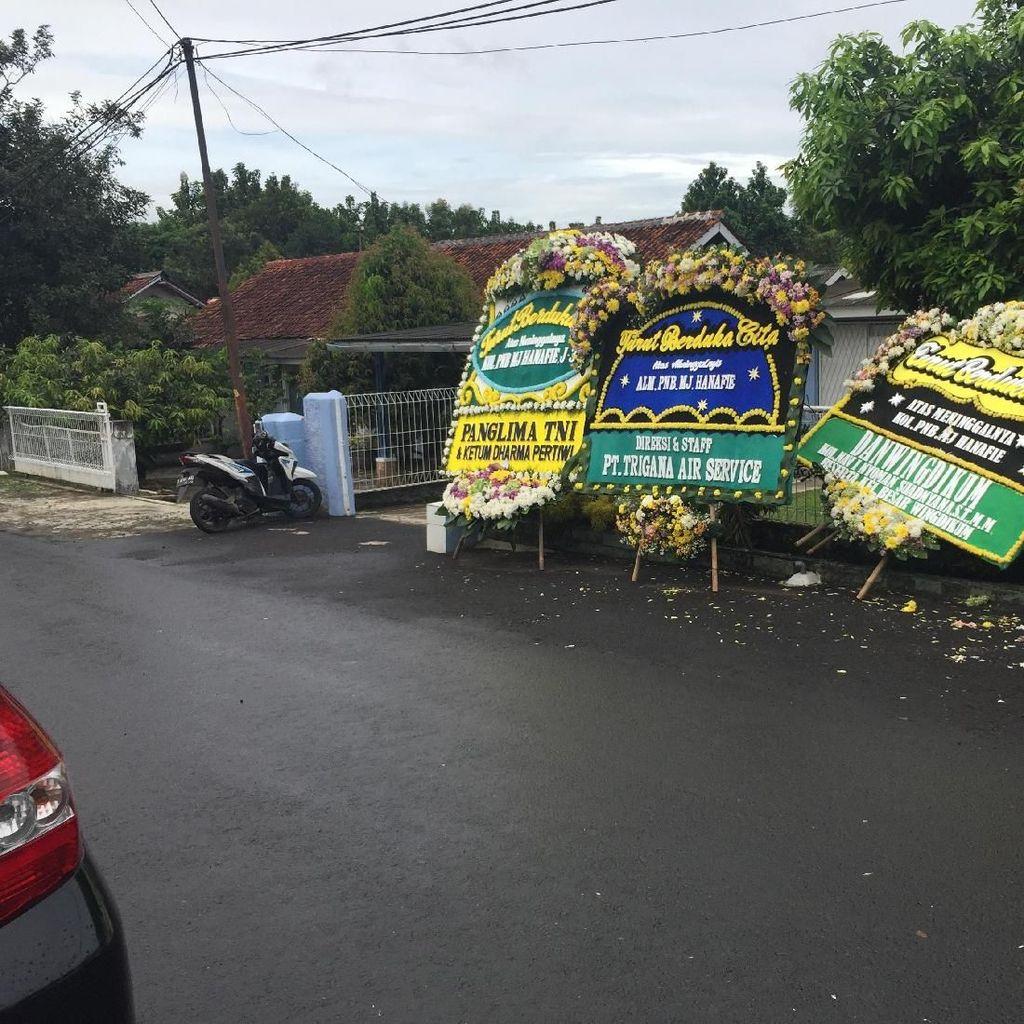 Keluarga Pilot yang Tewas di Cilacap Terbang ke Malang