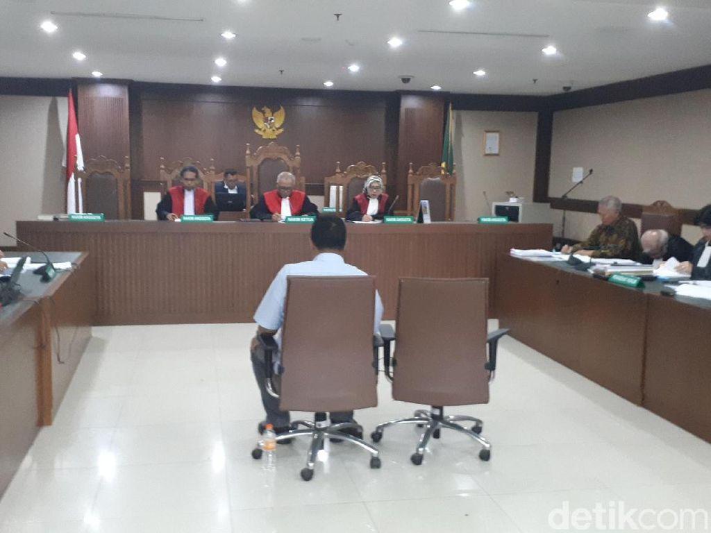 Jaksa Cecar Penyuap Eks Dirjen Hubla soal Saran Menang Lelang