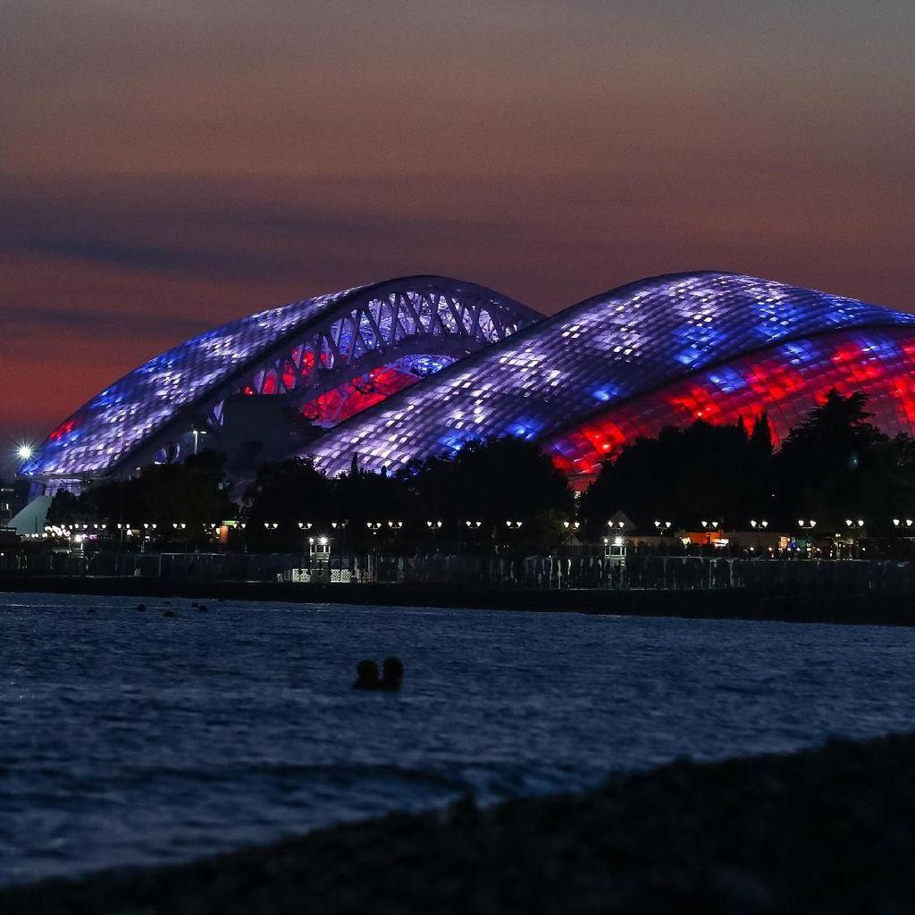 Sochi, Kota Kecil di Rusia yang Besar karena Olahraga