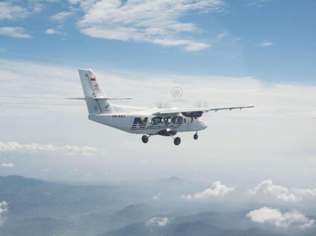 Pesawat N219 Buatan Bandung Diproduksi Massal Akhir 2019