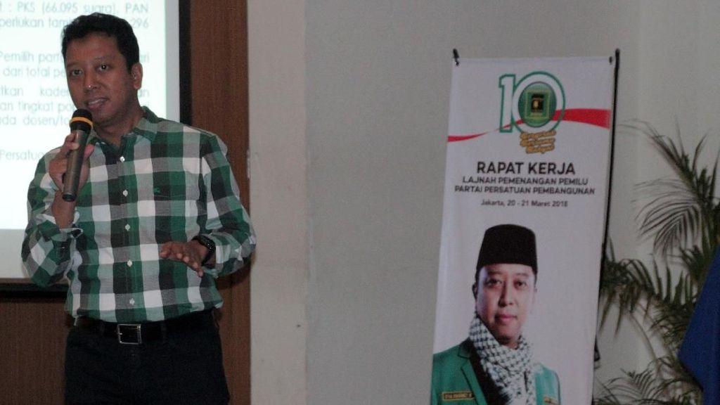 PPP Gelar Rapat Kerja Lajnah Pemenangan Pemilu 2019
