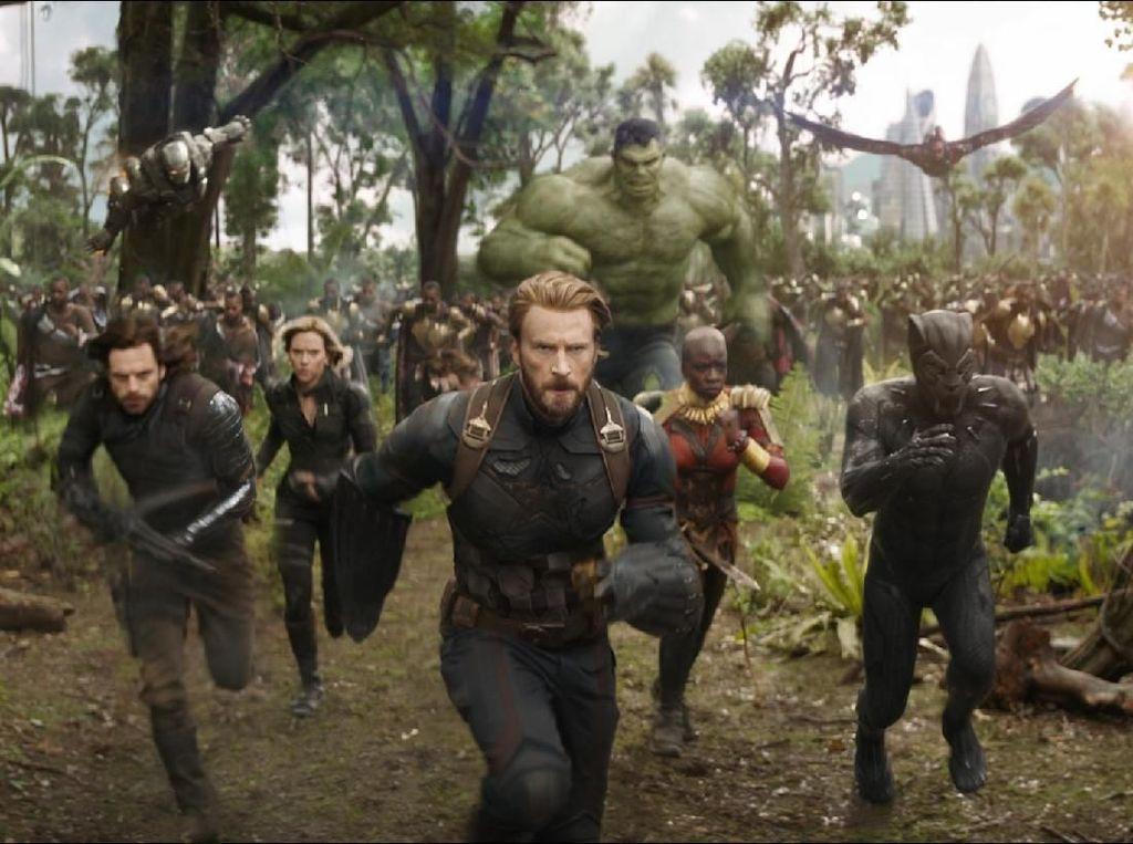 Hulk Melawan Thanos Hanya 3 Menit