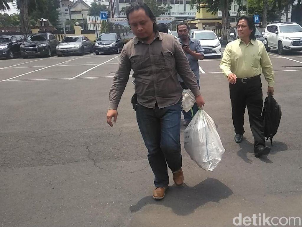 643 KIP yang Ditemukan di Laundry Dibawa ke Polrestabes Surabaya