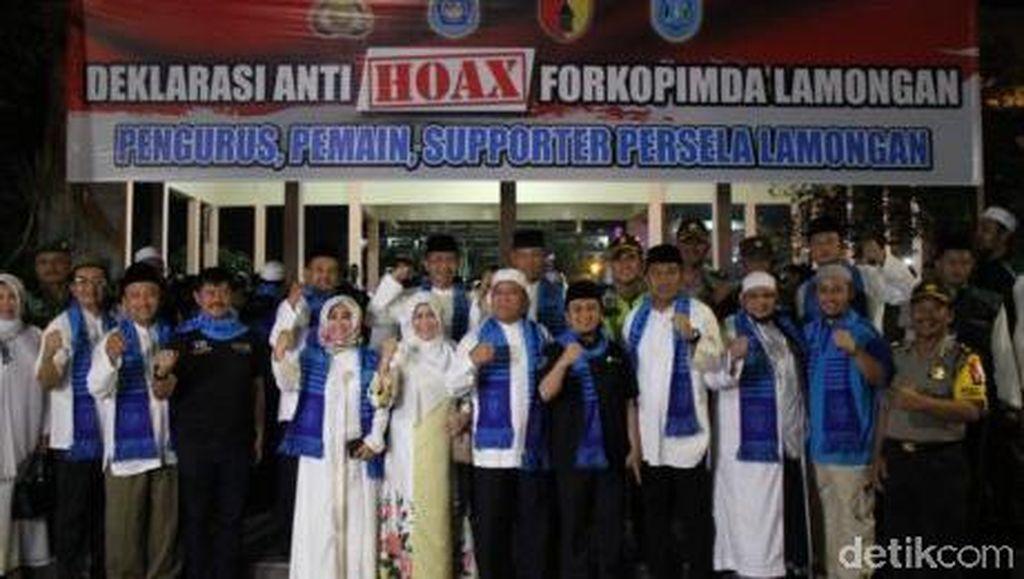 Ustaz Yusuf Mansur Ajak Warga Lamongan Tangkal Hoax