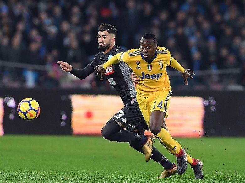 Persaingan Juventus Dengan Napoli Akan terjadi Sampai Pertandingan Terakhir