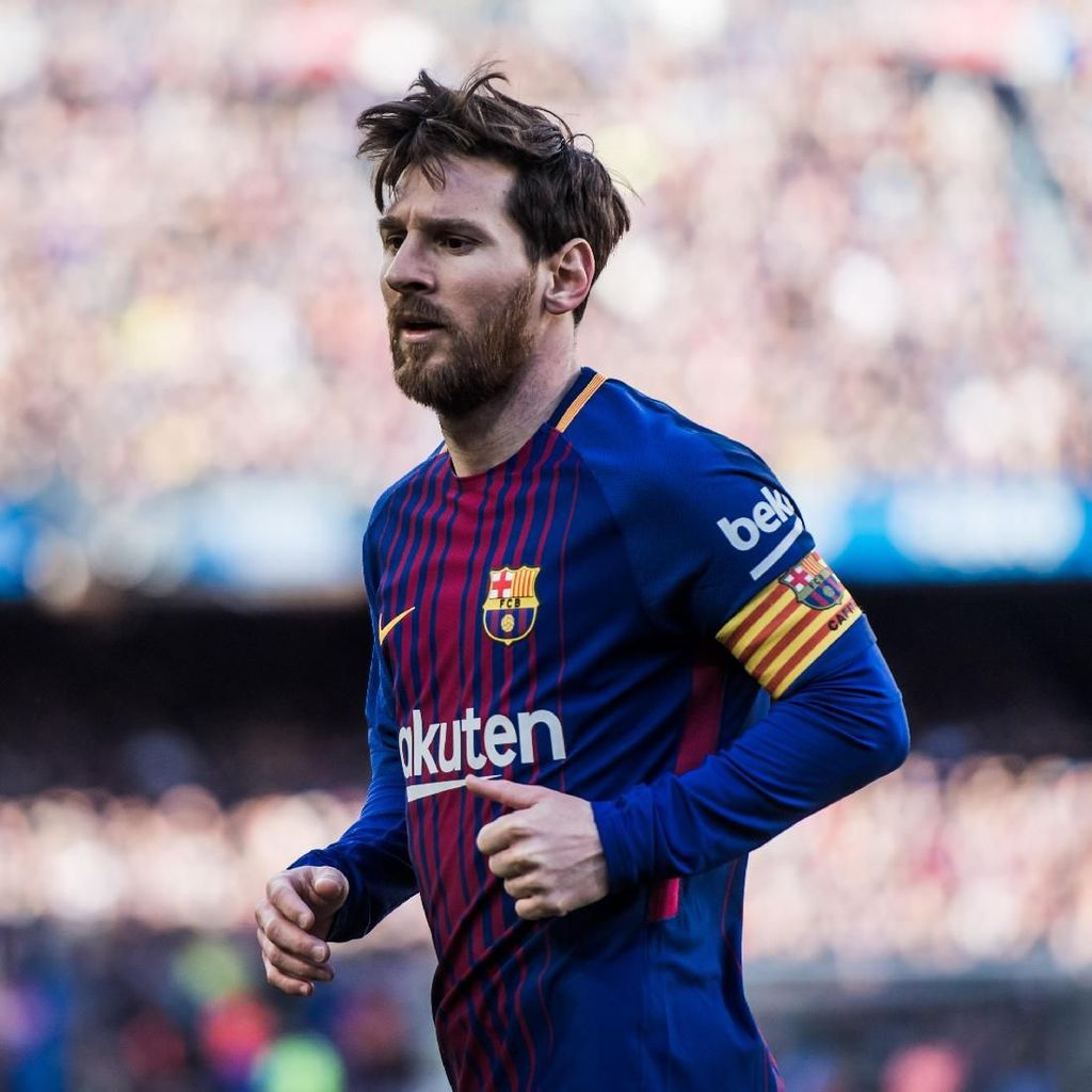 Kisah Messi Berjuang Melawan Kelainan Hormon