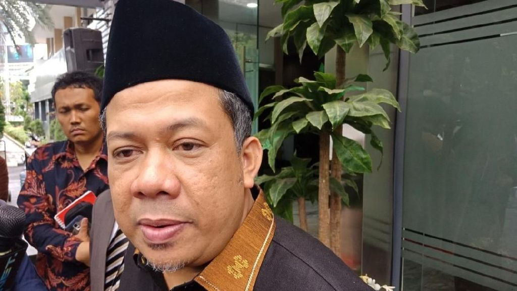 Setuju soal Pemimpin Baru, Fahri Hamzah: Jokowi Tak Tepati Janji