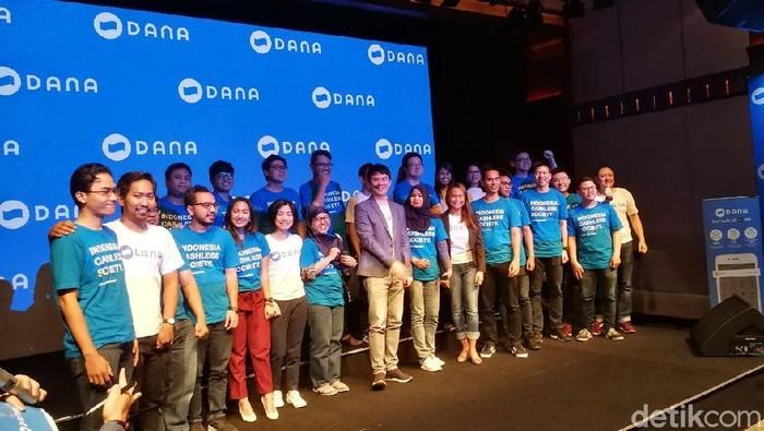 Startup Dana - Foto: detikINET/Muhammad Alif Goenawan