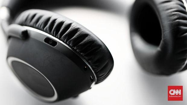 Sennheiser PXC550, Saring Suara Bising Pakai Noise Cancelling
