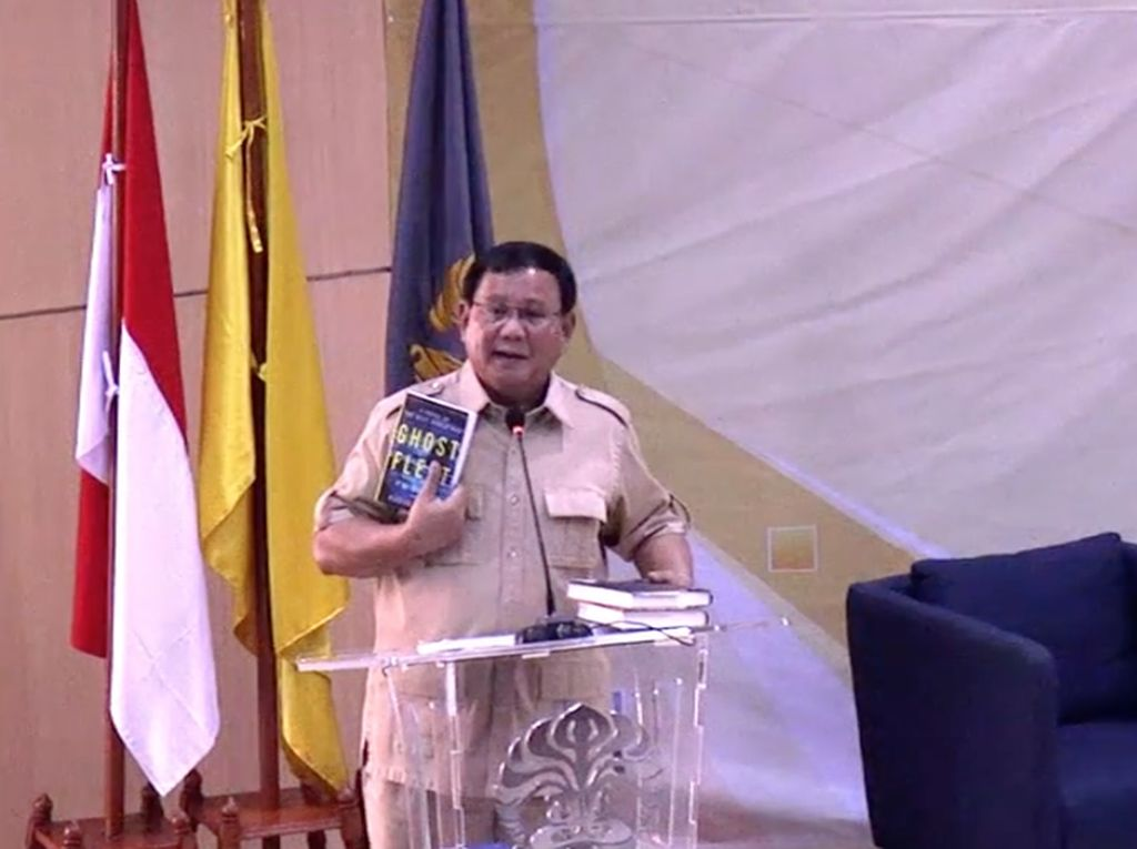 Soal Indonesia 2030 Bubar, Eks Panglima TNI: Itu Prediksi Militer