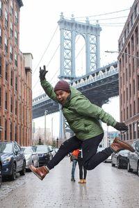 Andri Suprayitno di New York