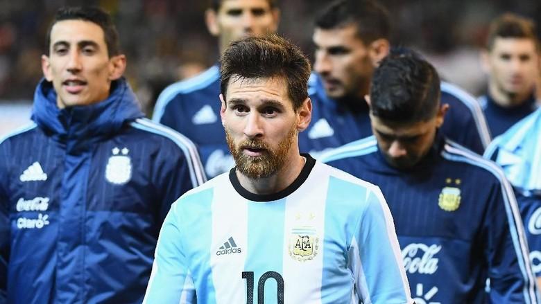 Piala Dunia Akan Buat Messi Kian Legendaris