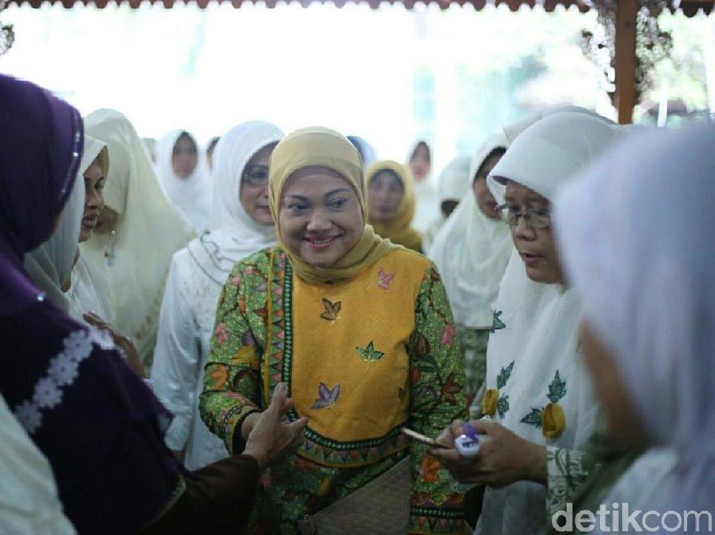 Ida Fauziyah Janji Ciptakan 1 Juta Pengusaha Perempuan di Jateng